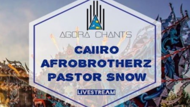 Photo of Afro Brotherz & Pastor Snow – Agora Chants 7 Live Mix