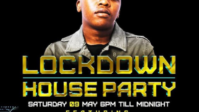 Photo of Dlala Thukzin – Lock Down House Party