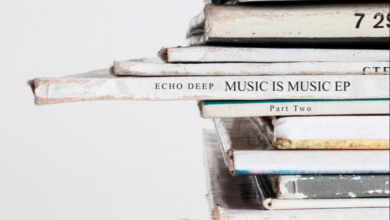Photo of Echo Deep – Music Is Music (Part 2) EP