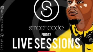 Photo of Kelvin Momo – Street Code Amapiano Live Sessions