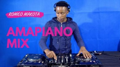 Photo of Romeo Makota – Amapiano Mix 30 May 2020