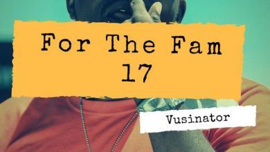 Photo of Vusinator – For The Fam.17 Mix