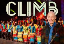 Photo of Wouter Kellerman & Mzansi Youth Choir – The Climb