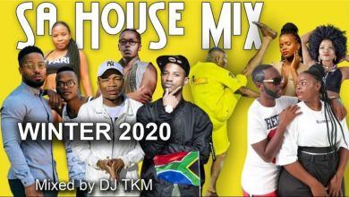 "Photo of DJ TKM – South African House Music Mix 2020 ""Winter"" Ft. Master KG, TNS, Makhadzi & Da Capo"