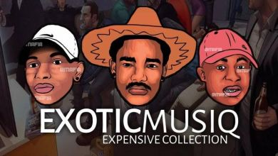Photo of Unlimited Soul & Exotic Musiq – Expensive Collection Vol. 9