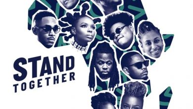 Photo of Amanda Black, Gigi Lamayne, 2Baba, Stanley Enow & Others – Stand Together