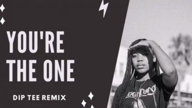 Photo of Elaine – You're The One (DIP TEE Amapiano Remix)