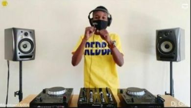 Photo of Dj Gizo – Amapiano Mix (Vol 1)