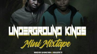 Photo of Dj King Tara & Soulistic TJ – Underground Kings Mix