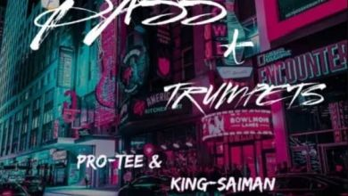 Photo of Pro Tee & King Saiman – Bass & Trumpets EP