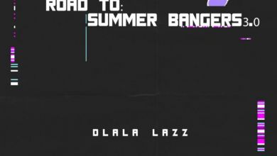 Photo of Dlala Lazz – Road To Summer Bangers 3.0 EP