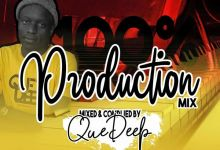 Photo of Que Deep – 100% Production Mix (The Matured Soundz Of Que Deep)
