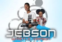 Photo of Thebelebe – Jebson (Whistle Version) Ft. Renei Solana